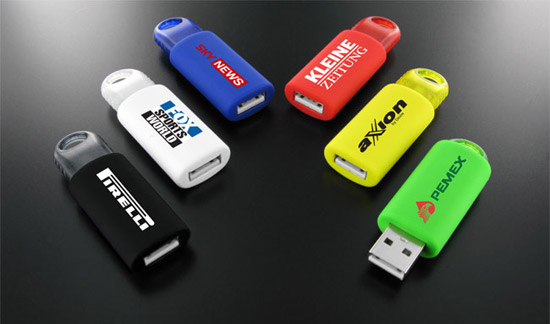 Kinetic USB Drives